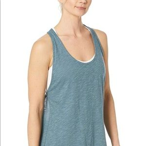 Parma Glenna tank in weathered blue.